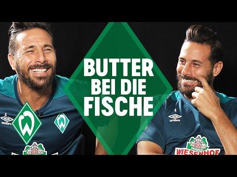 Claudio Pizarro - Butter bei die Fische | SV Werder Bremen