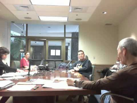 Ethics Board - Bonds and Buses 1/9/13