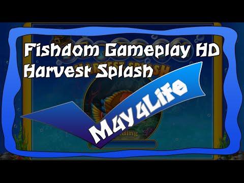Gameplay Fishdom Harvest Splash HD