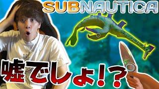 全ロストして発狂する海恐怖症男-PART3-【Subnautica実況】