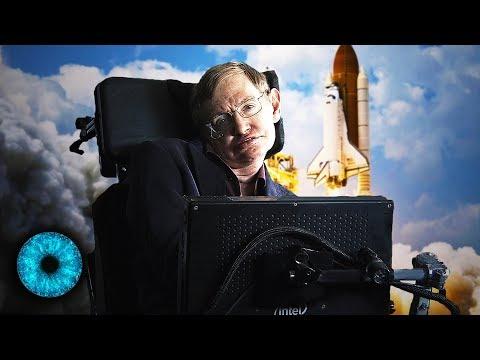Stephen Hawking: Wir müssen die Erde bald verlassen! - Clixoom Science & Fiction