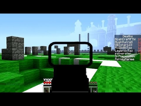 minecraft-gun-mod-olympics-deathmatch!-(mod-battle-#10)