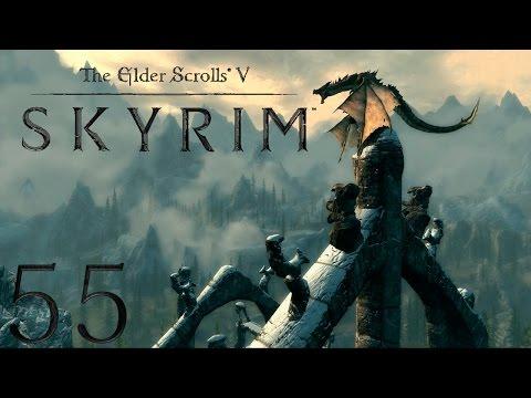 Путешествие по TES V: Skyrim - #55 [Ведьмино гнездо]