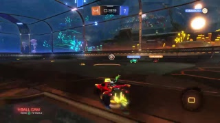 4 Lads Try To Take On Rocket League
