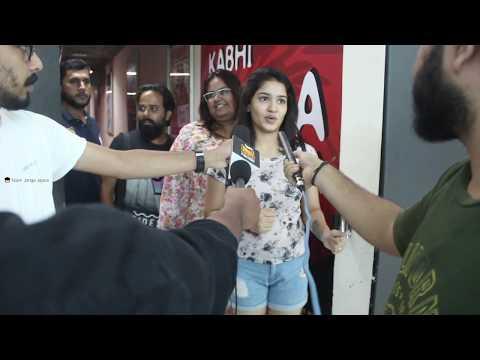 മൈക്ക് കണ്ടു വിരണ്ടു സാനിയ അയ്യപ്പൻ | Queen actress Saniya Iyappan about Kinavalli