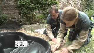 видео Пластиковые формы для пруда