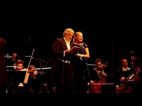 Placido Domingo - Slovenija, od kod lepote tvoje, live in Ljubljana 2018