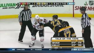 NHL FIGHTS - AFTER GOALS (HD)