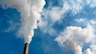 معدلات قياسية لثاني أكسيد الكربون في الغلاف الجوي