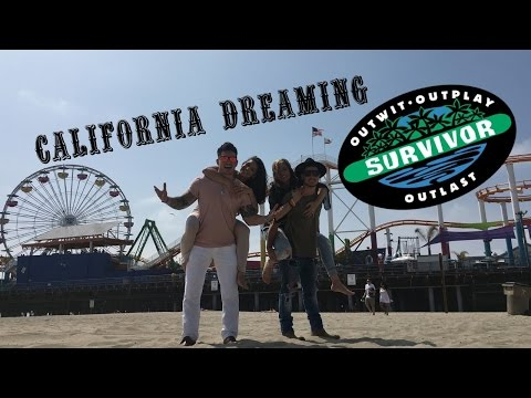 CBS Survivor finale, California, and the start of something new.