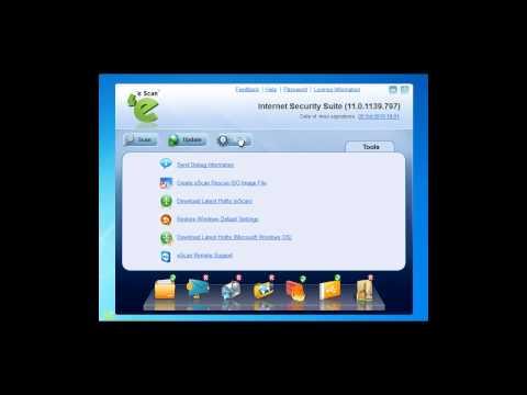 EScan V.11 - Internet Security