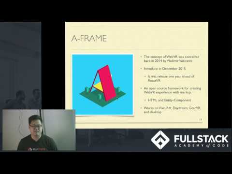 WebVR Demo - A tutorial on how to us WebVR and build virtual reality on the web