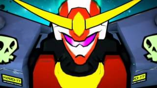 Galak-Z: The Dimensional Game Review Toonami 60 US TV Commercial