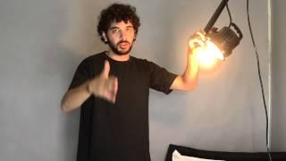 EuSouFotografo: Como montar um Home Estudio com Marcio Nunes