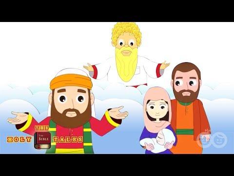 Old Testament Pt 2 120 mins Gospel Tales I Old Testament Stories I Animated Children´s Bible Stories