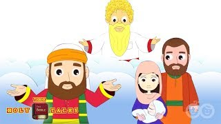 Old Testament Pt 2 120 mins Gospel Tales I Old Testament Stories I Animated Children´s Bible Stories
