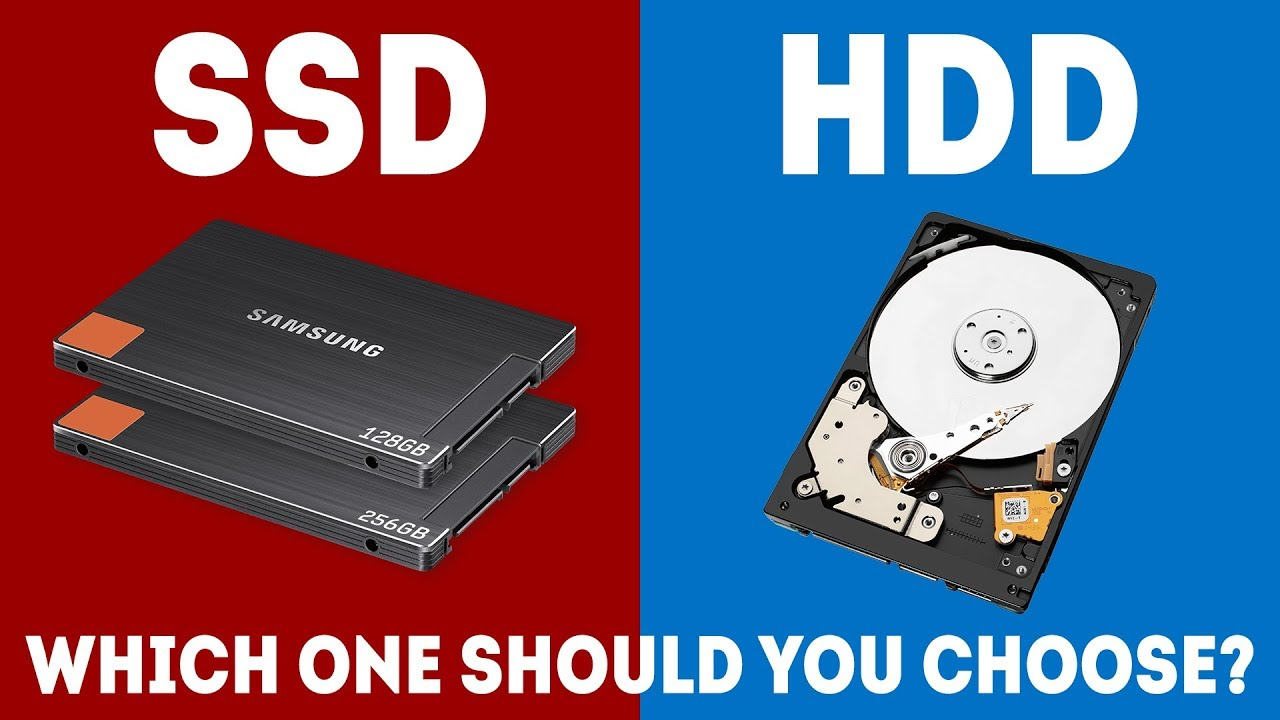 SSD vs HDD - Which One Is Best For Gaming (Simple Answer)