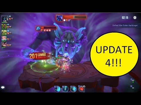 UPDATE 4 - HARBINGER, GUILD WARS AND MORE!!! DHC DUNGEON HUNTER CHAMPIONS