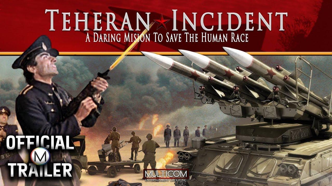 Download TEHERAN INCIDENT (1978) | Official Trailer | HD