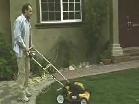 The lawn mower man - 4 8