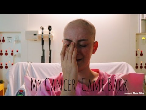 The Day I Dreaded Forever - My Cancer Relapse Story