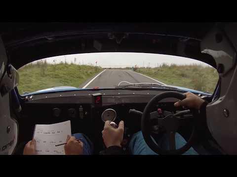 Gareth Edwards/ Dafydd Evans - Mewla Rally 2017 - SS2