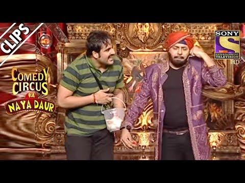 Krushna Cons Sudesh Lehri | Comedy Circus Ka Naya Daur