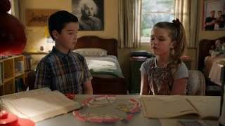 Young Sheldon compilation part 11| Best moments of young Sheldon