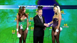WGN Weatherman Gets Surprise of His Life During Weather