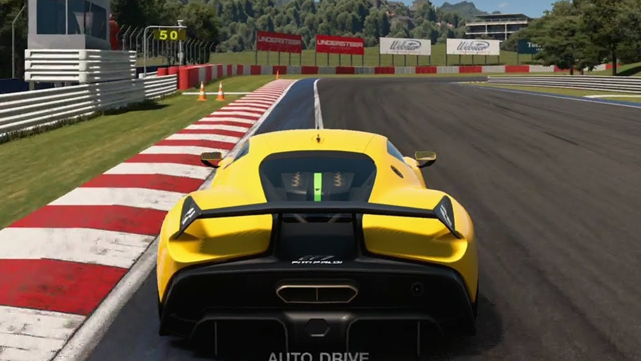 gran turismo sport fittipaldi ef7 vision gt test drive gameplay ps4 hd 1080p60fps youtube. Black Bedroom Furniture Sets. Home Design Ideas
