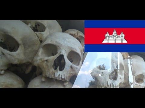 Za co zabijali Czerwoni Khmerzy? Pola Śmierci – Phnom Penh – Kambodża 2018 #4