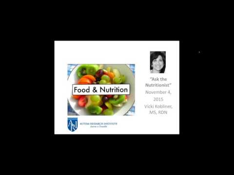 Ask the Nutritionist: Live Q A with Dietitian Vicki Kobliner, MS, RDN