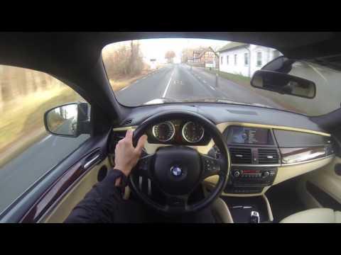 [POV] 2011 BMW X6M 555 HP - Testdrive
