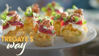 Chef Tregaye's Stuffins Recipe | Tregaye's Way | Oprah Winfrey Network