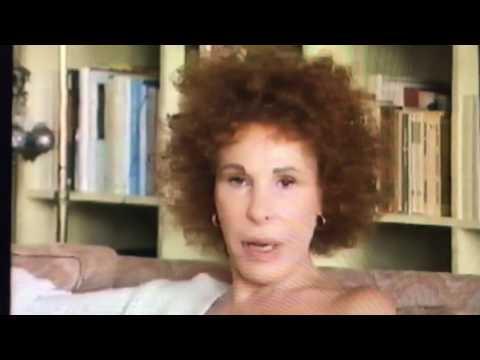 Diana Niven Becirovic interview with Ornella Vanoni
