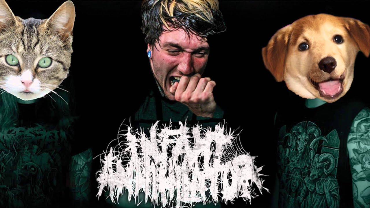Infant Annihilator - Decapitation Fornication Lyrics ...