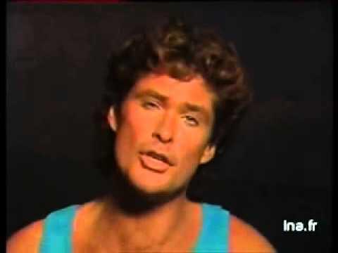 "David Hasselhoff  - ""Stay""  Music Video 1987"