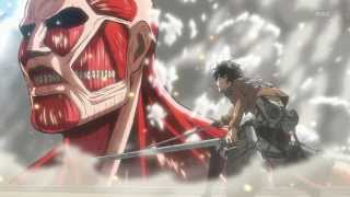 Attack on Titan AMV : Breaking Benjamin - Until the End