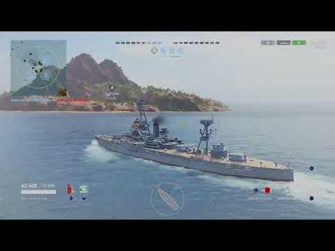 Wargaming World of warships / PS4 PRO - YouTube