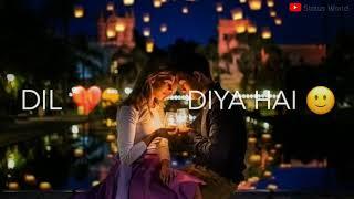 👌Best slow music song status/❤Love song status/Romantic hindi song, ringtone, whatsapp status video