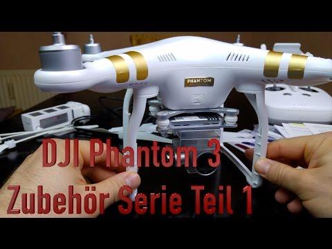 dji phantom 3 professional zubeh r serie teil 1