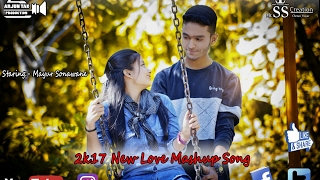 2K17 New Love Story Mashup Song- By Mayur Sonawane my number:- (9673736369) *100000*  views