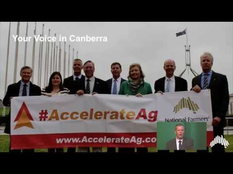 Tony Mahar launches Australian Farmers platform