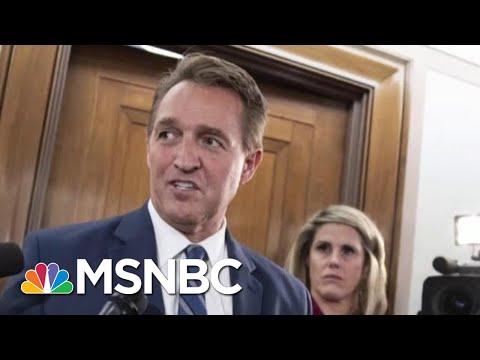 Jeff Flake Says GOP Can Still Save Their Souls   Morning Joe   MSNBC