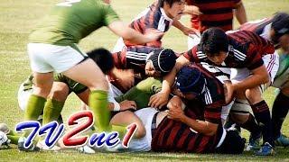 早稲田 × 大東文化 (後半) 関東大学ラグビー2014春季大会