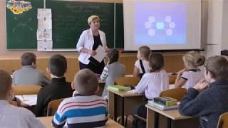 Бойко Л.В. Відкритий урок з української літератури в 6 класі (HD)