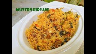 Restaurant style Mutton biryani Recipe