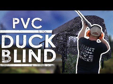 Homemade pvc duck blind diy the sticks outfitter ep 31 youtube homemade pvc duck blind diy the sticks outfitter ep 31 solutioingenieria Images