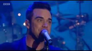 robbie williams christmas song