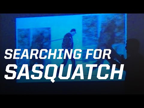 Searching for Sasquatch: Cryptozoology and the Science & Folklore of Hidden Animals